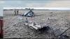 Обнародовано новое видео с места крушения вертолета в Донбассе