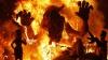 В испанской Валенсии накануне завершился грандиозный фестиваль Огня