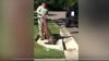 Во Флориде спасли аллигатора, застрявшего в дождевой канализации
