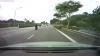 Видео: Мотоциклиста убило отвалившимся колесом грузовика