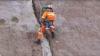 В Китае мальчик выжил после падения с 90-метровой скалы