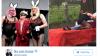 Священник из испанской глубинки явился на карнавал в образе основателя Playboy