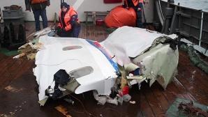 СМИ: Специалисты настаивают на взрыве при крушении Ту-154