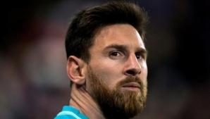 """СМИ сообщили о новой должности Месси в """"Барселоне"""""""