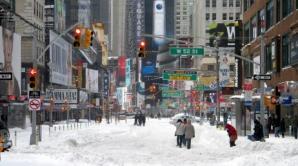 Более 100 тысяч человек остались без света из-за снегопада в США