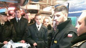 В Черном море прошли учения Украины и НАТО