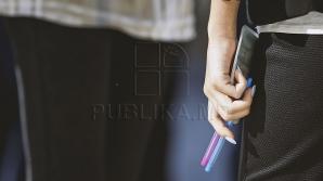 Школьники начали готовиться к сдаче экзаменов на степень бакалавра