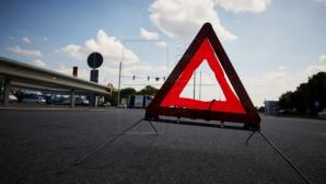 Жуткая авария на Рышкановке: грузовик на смерть сбил пешехода