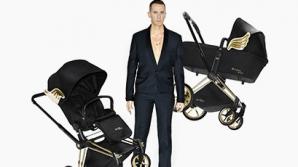 Американский дизайнер предложил детские коляски за 2 тысячи евро