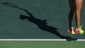 Симона Халеп проиграла Марии Шараповой в первом круге US Open