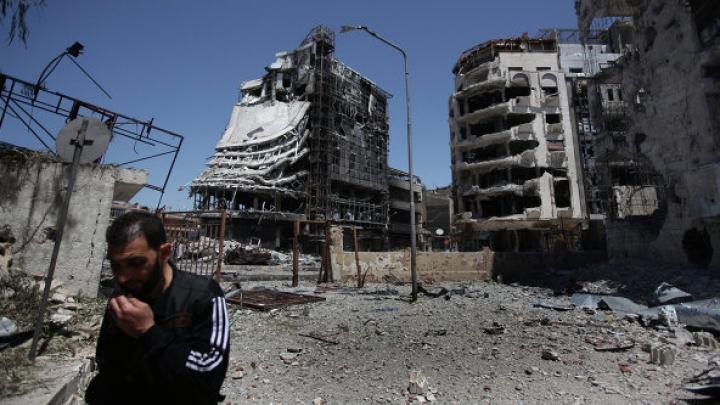 ВВС коалиции США уничтожили лагерь ИГ в районе сирийской Ракки
