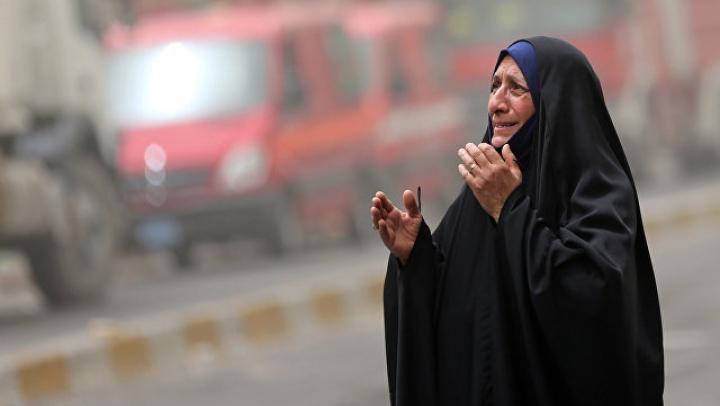 Мощный взрыв прогремел в Багдаде, десятки жертв