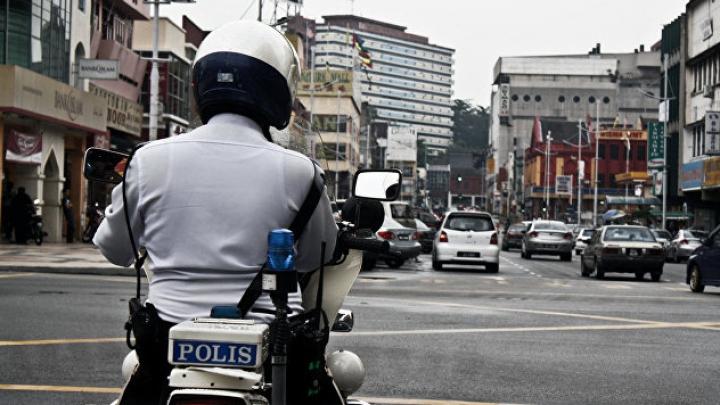 Полиция Малайзии оцепила здание посольства КНДР
