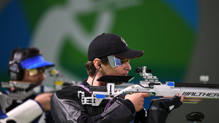Масленников установил мировой рекорд в стрельбе из пневматической винтовки