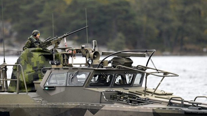 Швеция вернула воинскую повинность