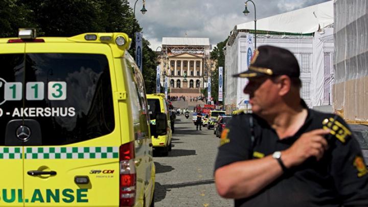 Норвежская полиция прервала вечеринку биатлонистов по случаю окончания сезона