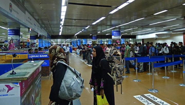 Террорист-смертник совершил атаку в аэропорту Дакки