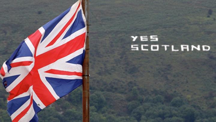 Шотландия продолжит добиваться проведения еще одного референдума о независимости
