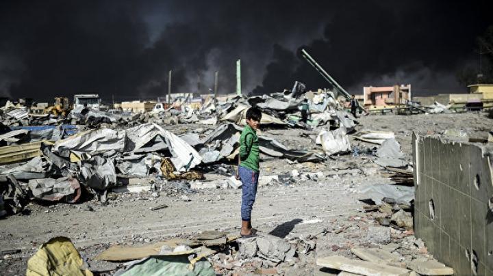 В ООН сообщают об увеличении потока беженцев из западного Мосула