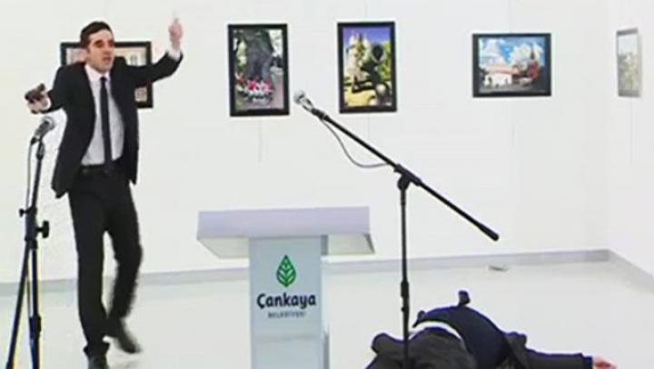 СМИ: турок открыл банковский счет на имя убийцы российского посла