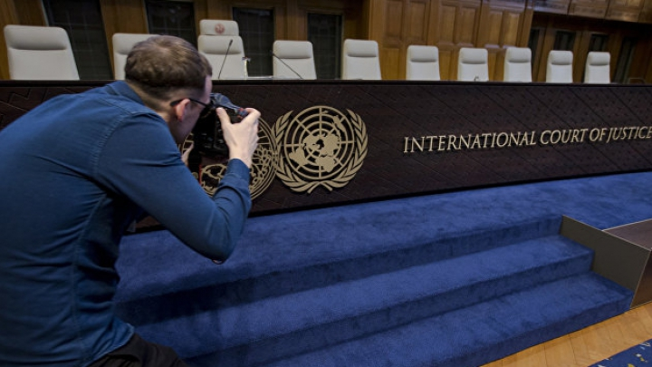 Россия передала в Международный суд ООН досье по иску Украины