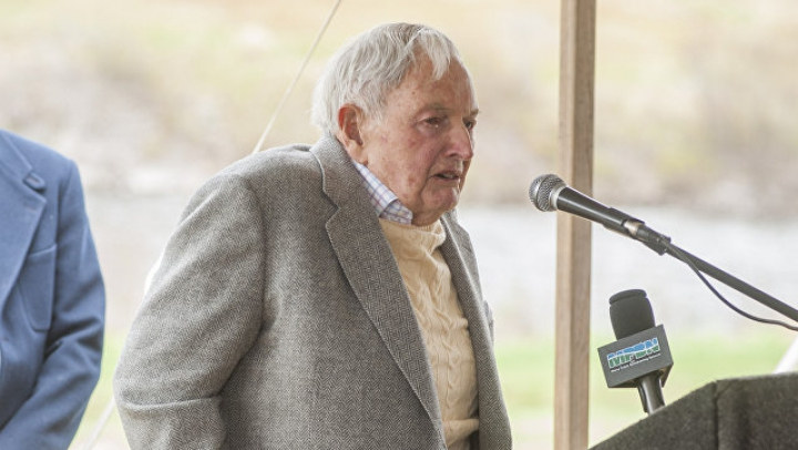 В возрасте 101 года умер миллиардер Дэвид Рокфеллер