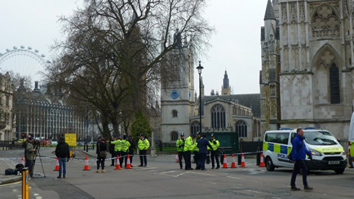 Полиция арестовала еще двух человек по делу о теракте в Лондоне