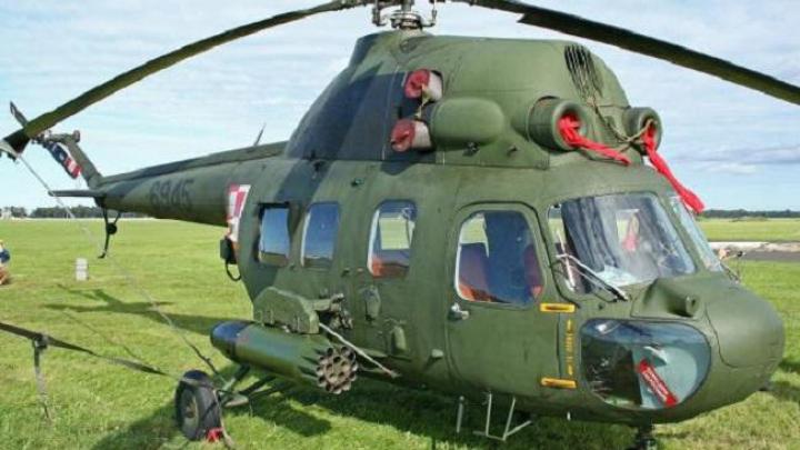 В результате крушения вертолёта ВСУ в Донбассе погибло пять человек