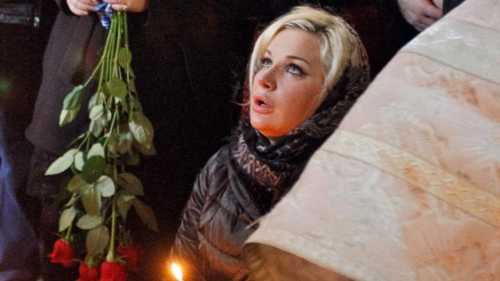 Мария Максакова сделала объявление после смерти мужа