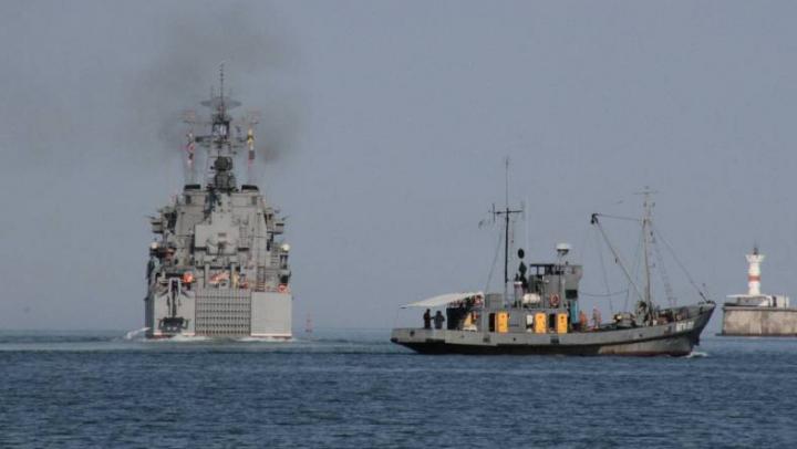 Началась модернизация российской военно-морской базы в сирийском Тартусе
