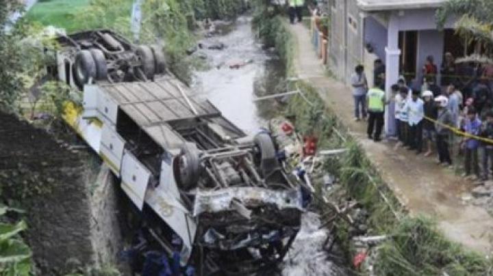 Авария в Эквадоре: погибли 11 человек, 25 получили ранения