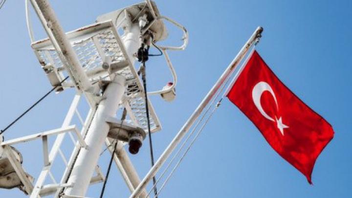 Турецкое судно потерпело крушение у берегов Ливии
