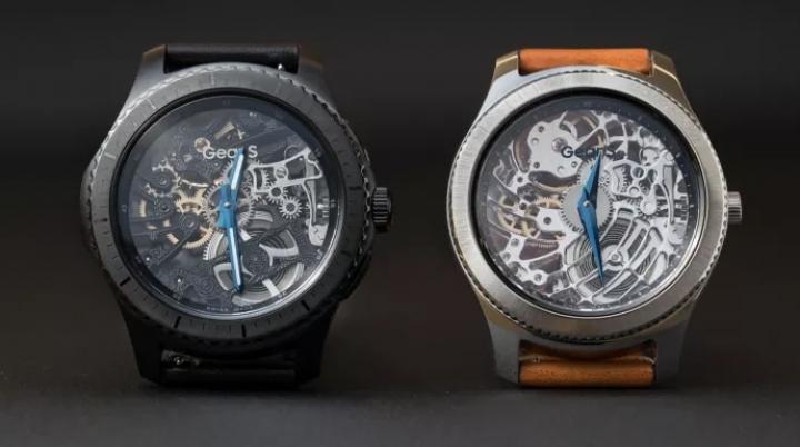 Samsung предлагает носить смарт-часы в кармане