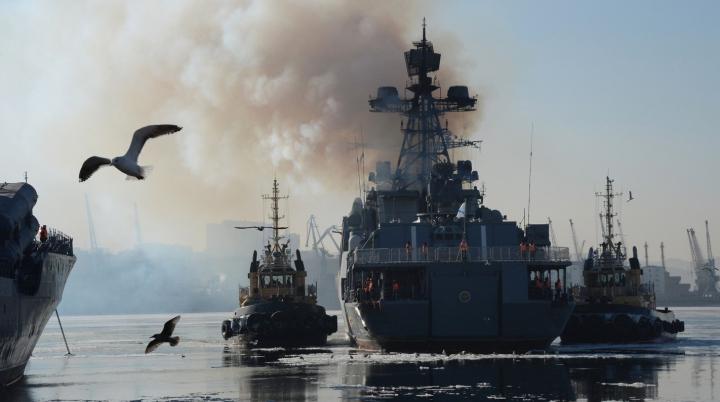 Дутерте разрешил кораблям ВМФ РФ свободно заходить в порты Филиппин