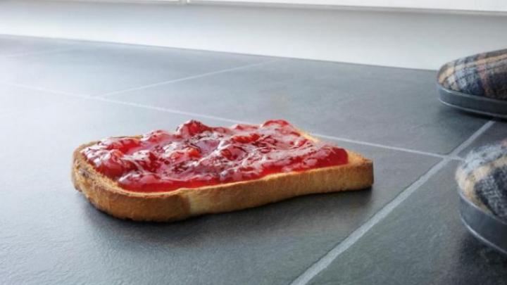 """В Британии доказали, что """"правило пяти секунд"""" для упавшей еды работает"""