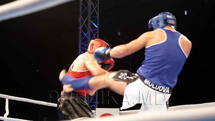 Боец К-1 Николай Кэрэуш встретится на ринге с Самиром Бухидусом