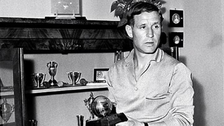 Умер один из величайших футболистов мира Раймон Копа