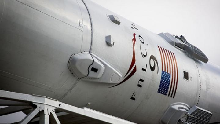 Запуск ракеты SpaceX в США отложен из-за сильного ветра