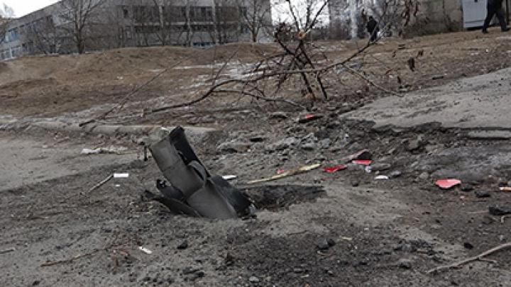 Донецкие журналисты получили ранения при артобстреле под Коминтерново