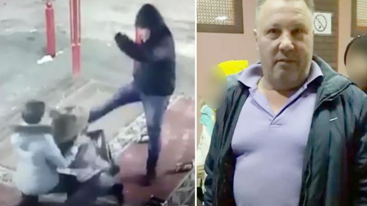 СМИ: Мужчина, избивший женщину с ребенком за медлительность в Якутске, нанял адвоката