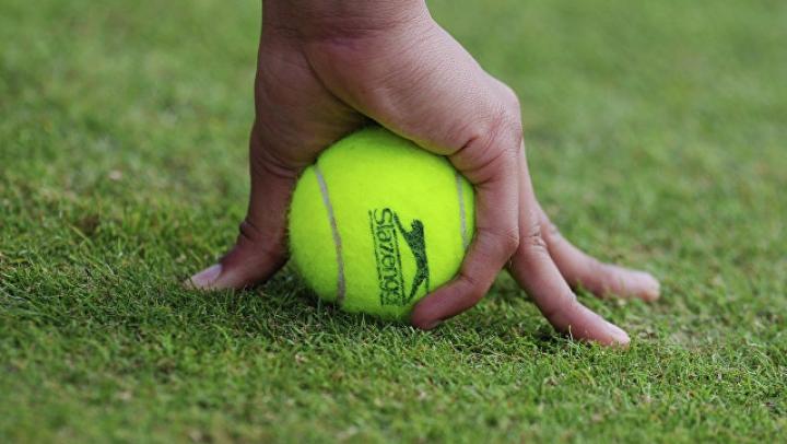 Федерер и Маррей сыграли в теннисна плавучем корте