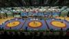 Видео: тренеры и судьи устроили драку на первенстве России по вольной борьбе