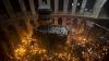 Делегация молдавской Митрополии отправляется в Иерусалим за Благодатным огнем