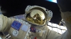 Спасатели накормили вернувшегося с МКС космонавта черешней