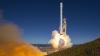 За минуту до старта SpaceX отложила пуск Falcon 9 с военным спутником