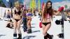 С горы в купальниках: необычный карнавал в Сочи