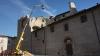 В Риме отметили завершение реконструкции Аквилы