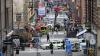 Шведская полиция задержала 5 человек по делу о теракте в Стокгольме