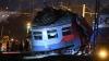 В Москве поезд столкнулся с электричкой: 50 пострадавших