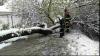 Последствия снегопадов: опасность наводнений и вода непригодная для питья